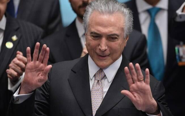 Com a aprovação do impeachment da presidente Dilma, o vice-presidente Michel Temer assumiu o comando do País