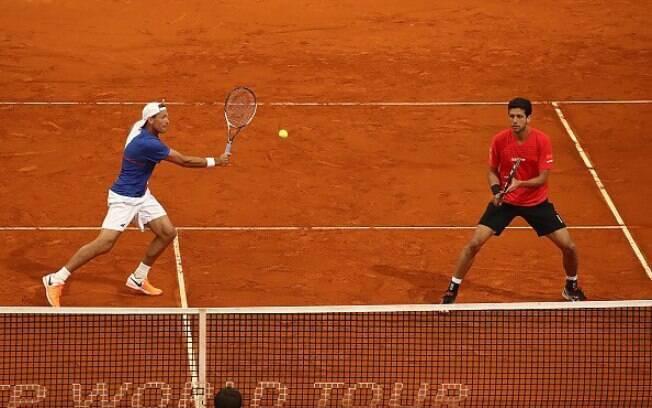 Marcelo Melo e Lukasz Kubot são cabeças de chave número 1 em Roland Garros