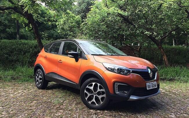 Renault Captur 1.6 CVT:  fabricante aposta que será a versão mais vendida pelo conjunto mais eficiente no cômputo geral