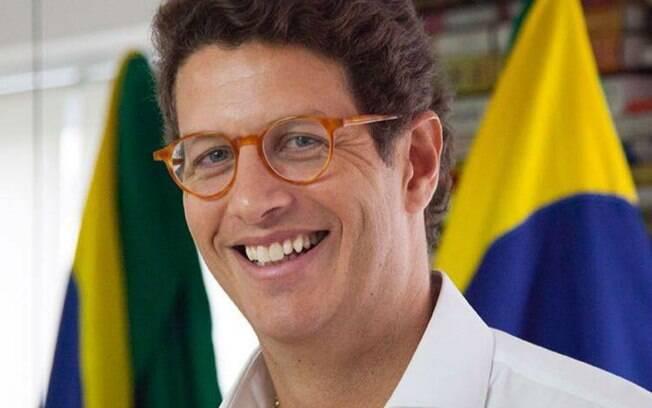 Ministro do Meio Ambiente, Ricardo Salles segue fazendo o