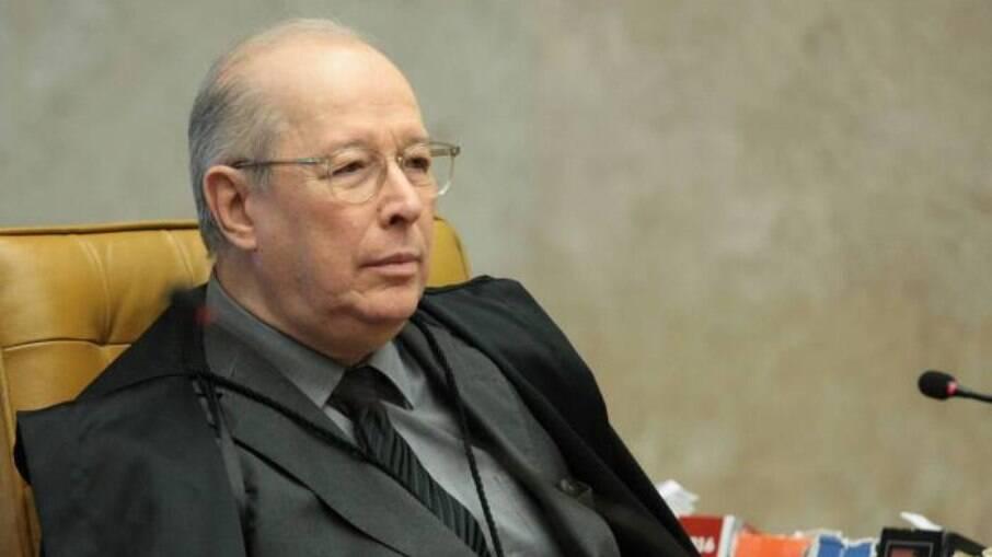 Celso de Mello. ex-ministro do STF