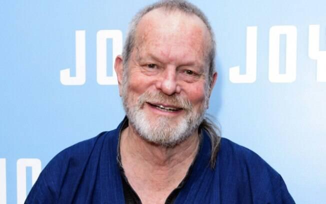 Cineasta Terry Gilliam diz não querer mais ser um homem branco