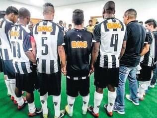 Tricampeão. O Atlético, que busca o tetra, é o time mineiro que mais vezes venceu a Copa São Paulo