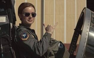 """""""Capitã Marvel"""" motiva discussão sobre gênero na web no Dia da Mulher"""