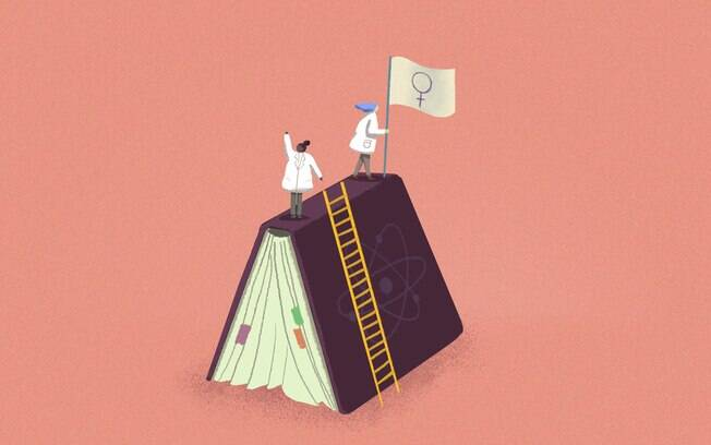 Coletivo Cientistas Feministas produz conteúdo cientifico de qualidade criado apenas por mulheres na ciência