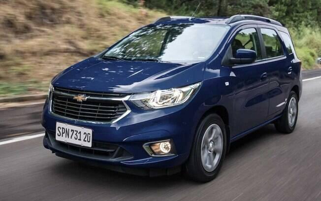 Chevrolet Spin Premier 2020