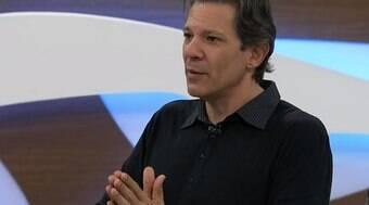 Brasil perde vidas por causa de Bolsonaro, diz Fernando Haddad