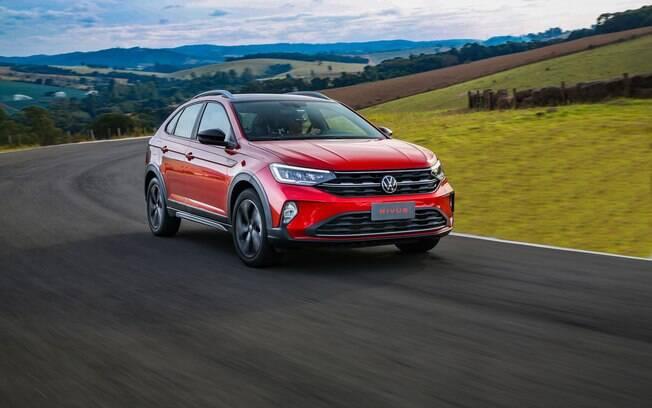 VW Nivus se mostra bom de dirigir, com conjunto bem acertado, assim como o hatch Polo, do qual é derivado