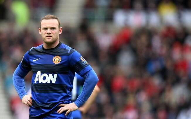 Rooney, Manchester United - R$ 175 milhões