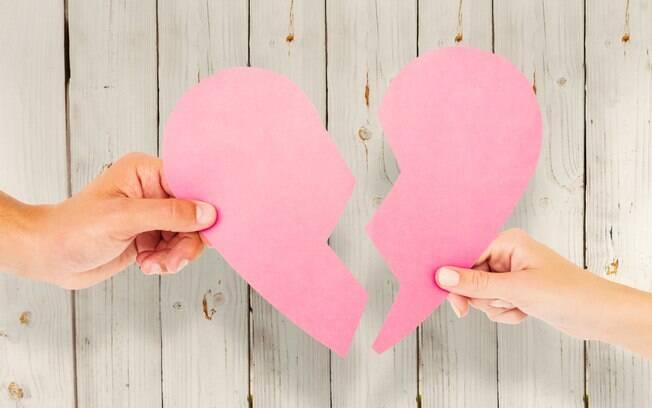 O fim de um namoro pode ser apenas um próximo passo