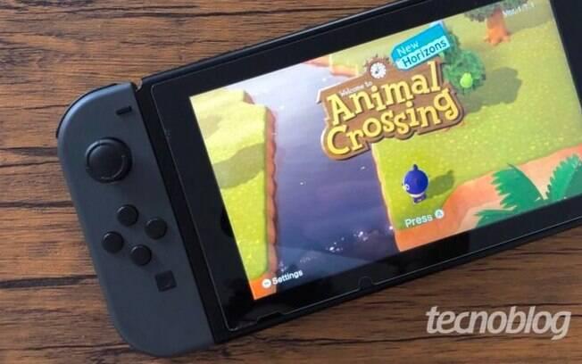 Animal Crossing é um dos jogos da lista