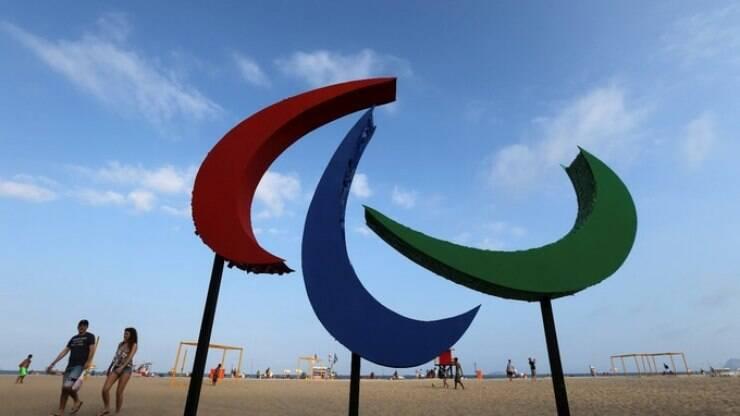 Por Que O Simbolo Paralimpico Nao Utiliza Os Aneis Olimpicos