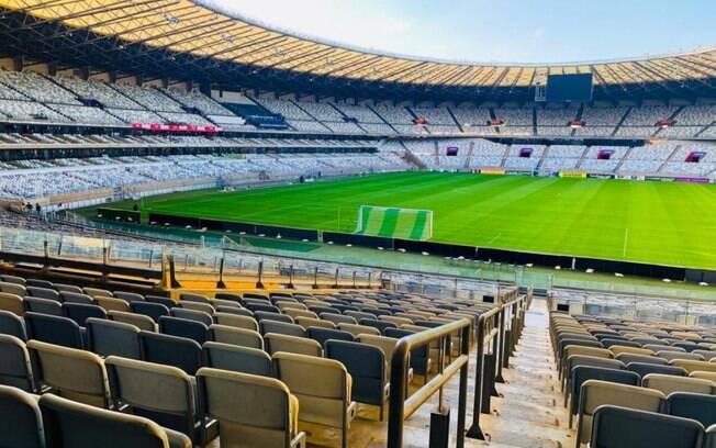 Campeonato Mineiro é paralisado pelo Governo de Minas Gerais
