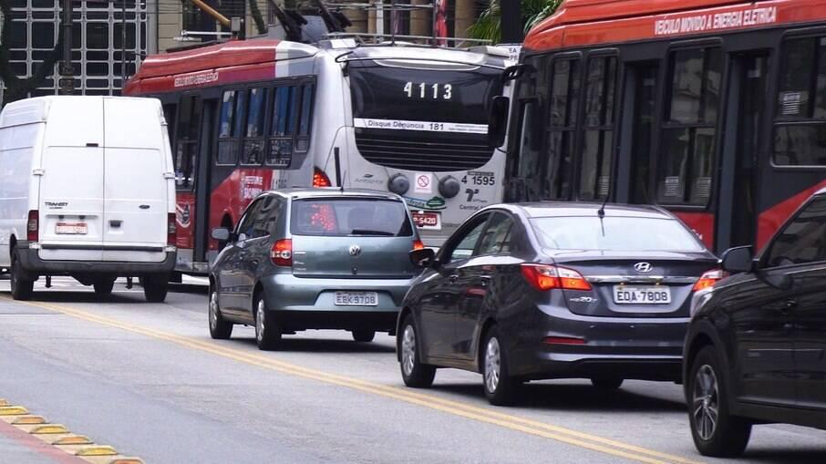 O líder bairro paulista com mais motoristas licenciados é o da Vila Mariana com 67.901 habilitações