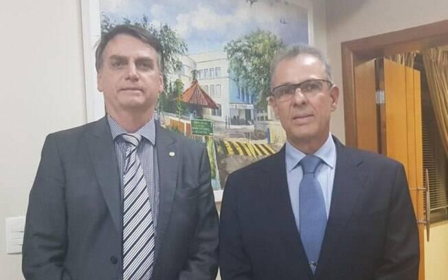 Bento Albuquerque Júnior, ministr de Minas e Energia, disse que vai continuar o processo de privatização da Eletrobras