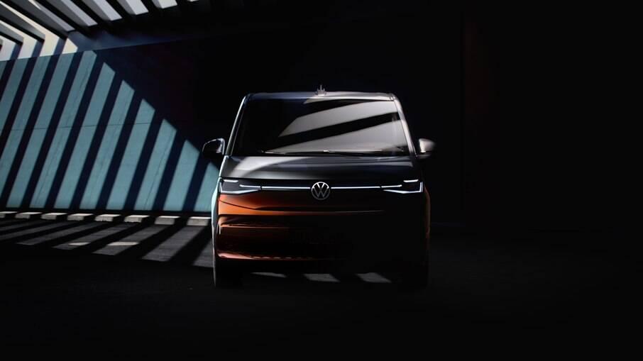 Volkswagen T7 é a sétima geração da