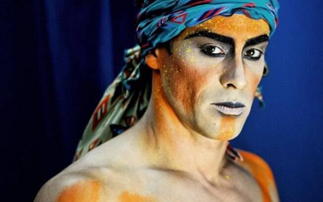 Yann Arnaud,acrobata do Cirque du Soleil morreu em espetáculo