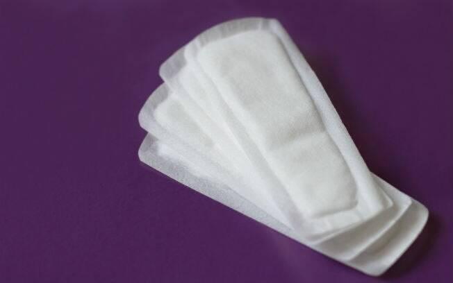 Protetor diário é recomendado no final da menstruação, para evitar o uso de absorventes espesso; uso frequente pode propiciar o aparecimento de infecções vaginais