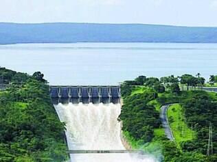 Represa de Três Marias tem vazão reduzida até final do mês