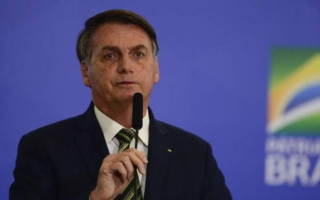 Presidente Jair Bolsonaro se manifestou sobre as declarações recentes do democrata norte-americano Joe Biden