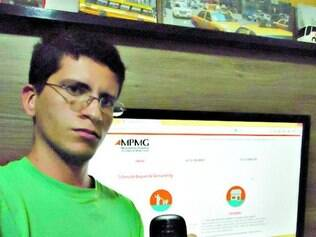 Guilherme Gonçalves fez cadastro, mas continuou recebendo ligações