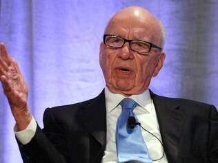 Murdoch acusa Google de ganhar dinheiro com pirataria