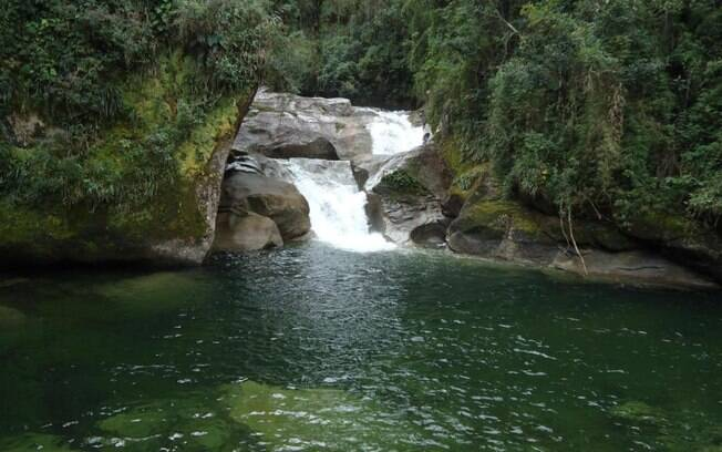 Cachoeira do Parque Nacional de Itatiaia