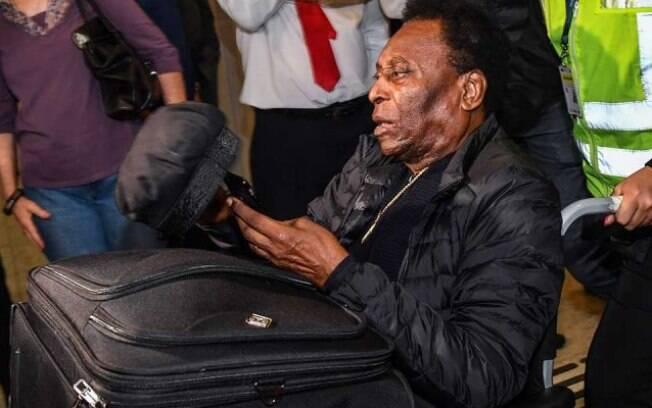 Pelé já recebeu um prêmio da Unesco