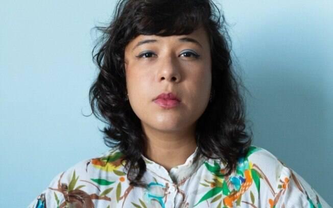 A jornalista e ativista Bruna Monteiro