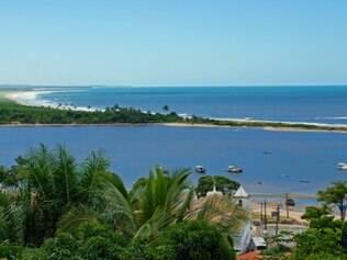 Praia do Pontal, em Itacaré