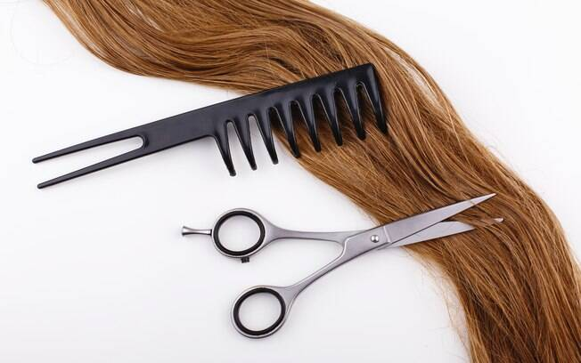 cabelo, corte