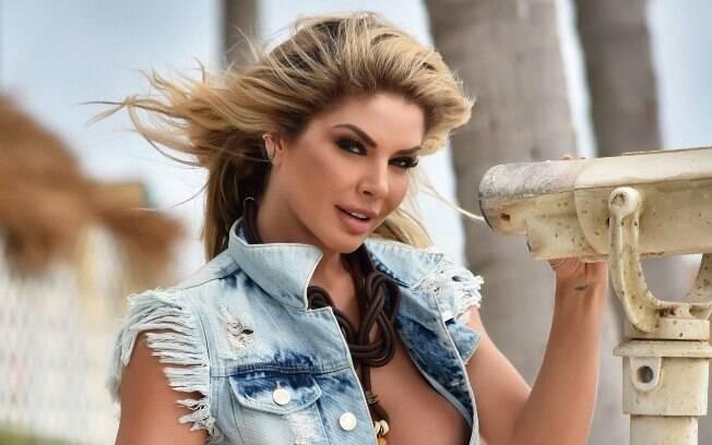 Viviane Bordin estrela edição especial de comemoração de três anos da Diamond Brazil
