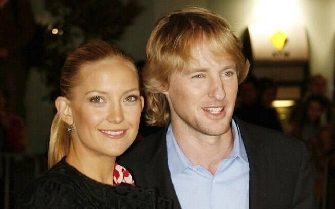 Kate Hudson e Owen Wilson se apaixonaram nos sets de filmagens de