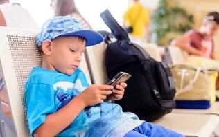 Para 85%, internet dos filhos deve ser controlada em viagens, diz pesquisa