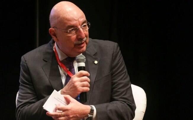 O ministro da Cidadania, Osmar Terra, anunciou mudança na Lei Rouanet