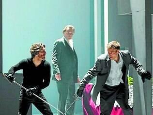 """""""Hamlet"""", do Berliner Ensemble, chega a BH como carro-chefe do Festival"""