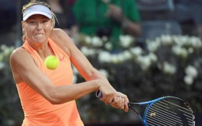 Maria Sharapova venceu o US Open em 2006 e voltará às quadras após longo período de suspensão