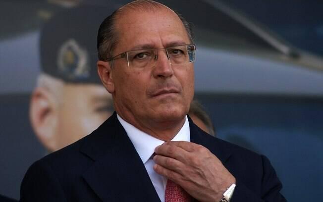 Geraldo Alckmin deixou o governo de São Paulo para disputar a Presidência da República na eleições deste ano