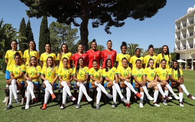 Seleção feminina do Brasil nunca venceu o Mundial