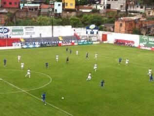 Guarani soma uma vitória (3x1 Minas), um empate (0x0 Caldense) e uma derrota (0x1 URT) no Estádio Farião