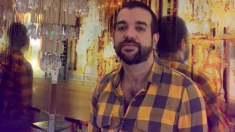 Sander Mecca dividiu cela com irmãos Cravinhos