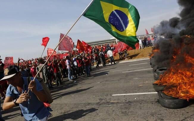 Resultado de imagem para BRASIL VIOLENTO