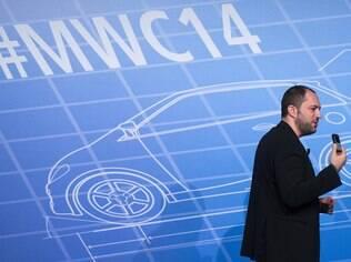 Fundador do WhatsApp, Jan Koum, apresentou novidades do serviço no MWC 2014