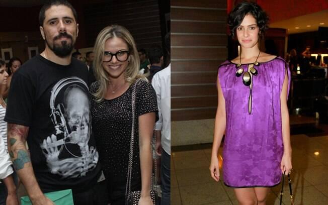 Na esquerda, Natália Rodrigues. Na direita, Maria Flor