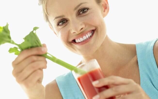 Dieta detox pode ser seguida por três dias e ajuda a eliminar quilinhos a mais