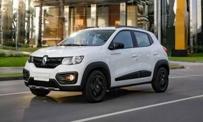 Renault Kwid Outsider novo, ou Stepway seminovo?