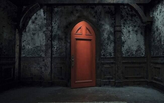 O quarto vermelho é um dos principais mistérios da primeira temporada de The Haunting of Hill House