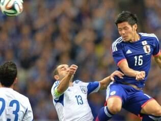 O meia Hotaru Yamaguchi é uma das esperanças nipônicas nesta Copa