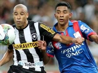 Fora de casa, Botafogo foi superado por 3 a 0
