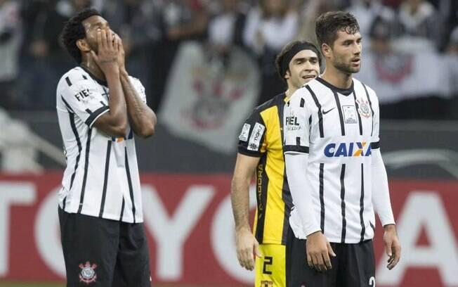 Corinthians x Guaraní - 2015